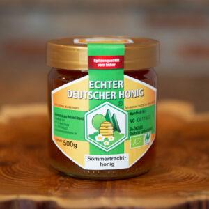 Bio-Sommertracht-Honig